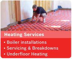 Heating & Boiler installation Reigate