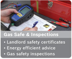 Gas Safe Inspections Reigate